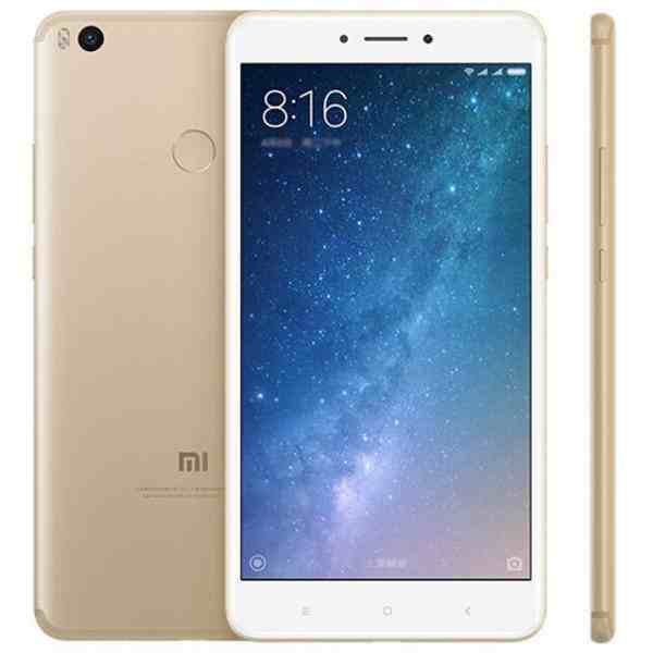 offertehitech-XiaomiMiMAX26.44pollici 5300mAh 4GB RAM 64GB ROM Snapdragon 625 Octa Coe 4G Smartphone Oro