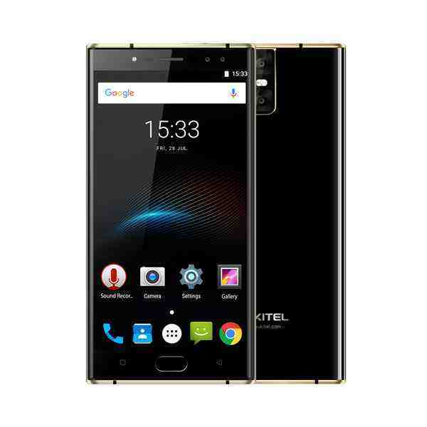 offertehitech-Oukitel K3 5.5'' Doppia Fotocamera Anteriore/ Posteriore 4GB RAM 64GB ROM MT6750T 6000mAh Batteria 4G Smartphone