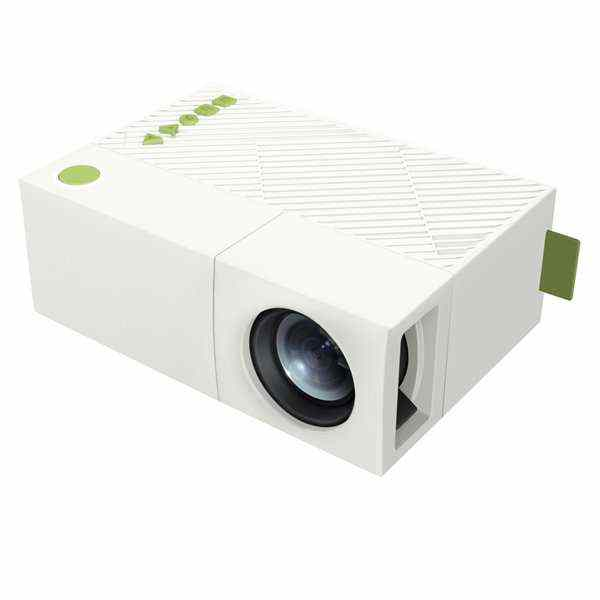 Yg310 Lcd Projector 600lm 320 X 240 1080p Mini Portable Hd: YG310 Mini Proiettore LCD Portatile 600 Lumen 320x240 A 32