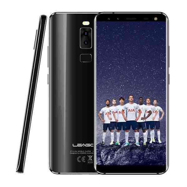 offertehitech-LEAGOO S8 5.72 Pollici Doppia Fotocamera Anteriore & Posteriore 3GB RAM 32GB ROM MT6750T 1.5GHz Octa Core 4G Smartphone
