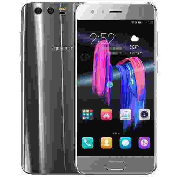 offertehitech-HUAWEI Honor 9 5.15Pollici Doppia Fotocamera Posteriore 6GB RAM 64GB ROM Kirin 960 Octa core 4G Smartphone