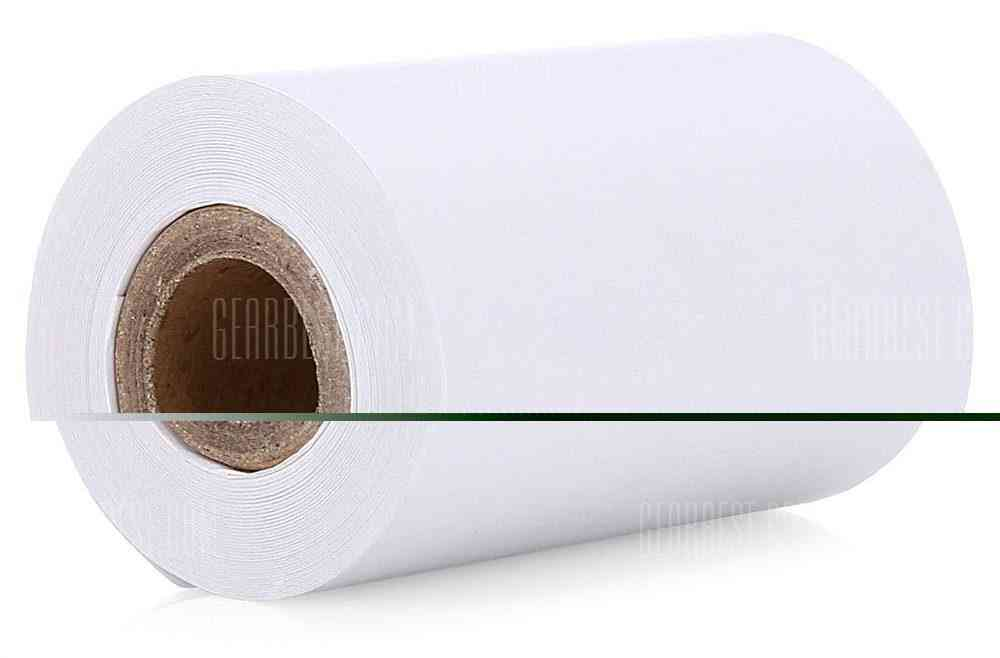 offertehitech-gearbest-2PCS Thermal Printing Paper 57 x 50mm