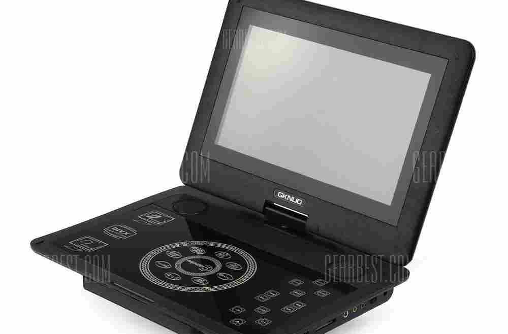 offertehitech-gearbest-GKNUO GKN - 100 DVD Player