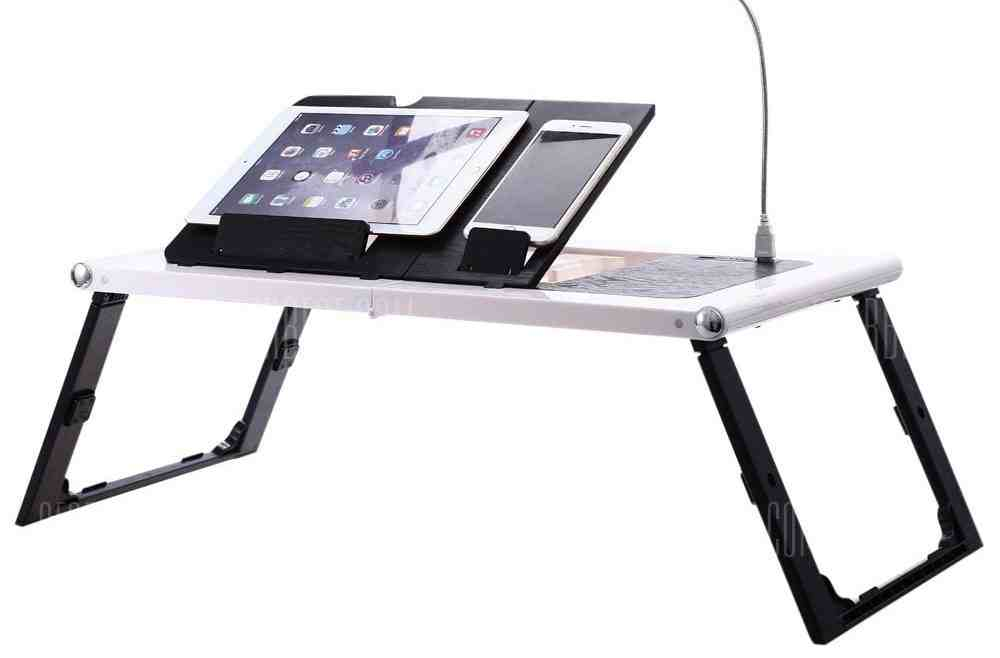 offertehitech-gearbest-LD99-2 Foldable Laptop Desk