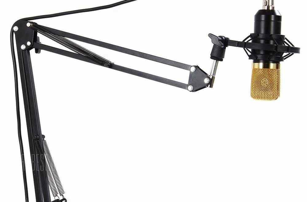 offertehitech-gearbest-NB - 35 Microphone Arm Stand