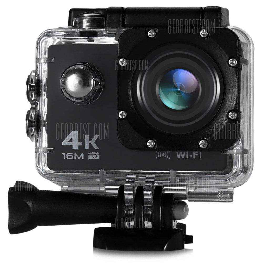 offerte v3 4k wifi sports camera 16mp a soli offerte hitech italia. Black Bedroom Furniture Sets. Home Design Ideas