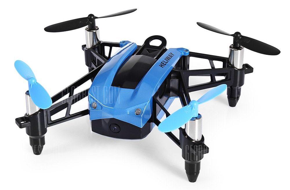offertehitech-gearbest-HELIWAY 903 2.4GHz 4CH Mini RC Drone - RTF