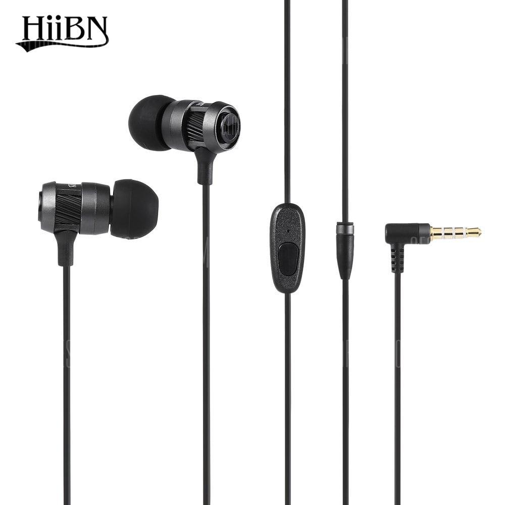 offerte hiibn hi400 3 5mm rock bass stereo in ear music earbuds a soli offerte hitech. Black Bedroom Furniture Sets. Home Design Ideas