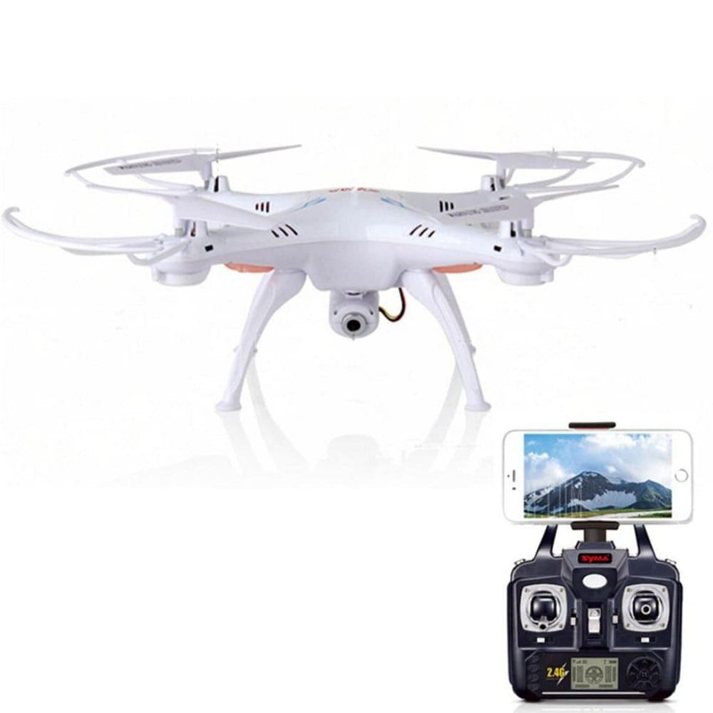 Offerte SYMA X5SW RC Drone FPV Real-time Transmission with ...