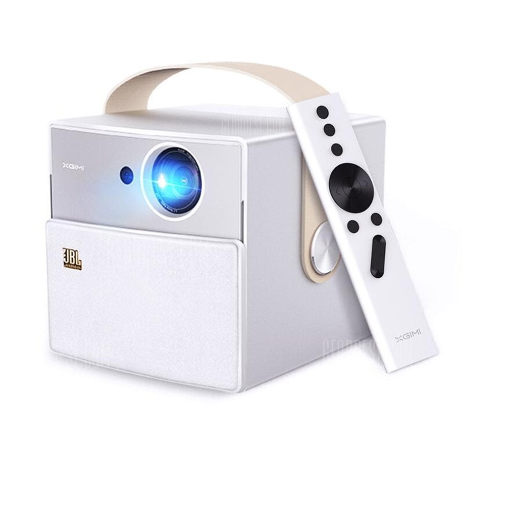 Hd 1080p Overhead Portable Mini Led Lcd Projector Pc Av Tv: Offerte XGIMI CC Aurora Mini Portable Projector LED 1080P