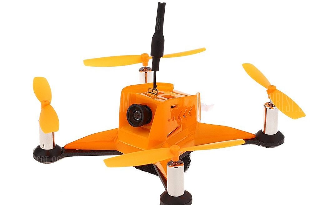 offertehitech-gearbest-GB100 5.8G Real-time Transmission Drone
