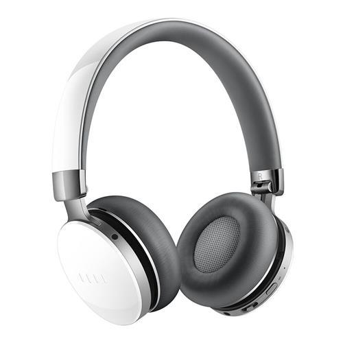 offertehitech-FIIL DIVA Pro Wireless Headphones Bluetooth 4.1 HiFi Music Active Noise Cancelling - White