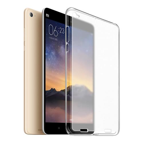 offertehitech-Soft TPU Back Cover for Xiaomi Mi Pad 3 - Transparent