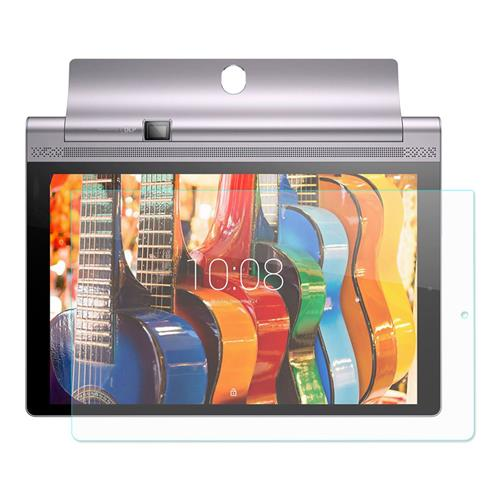 offertehitech-Tempered Glass Arc Screen 0.33mm 2.5D Protective Glass Film Screen Protector for Hat-Prince YOGA Tab 3 Pro / YOGA Tab 3
