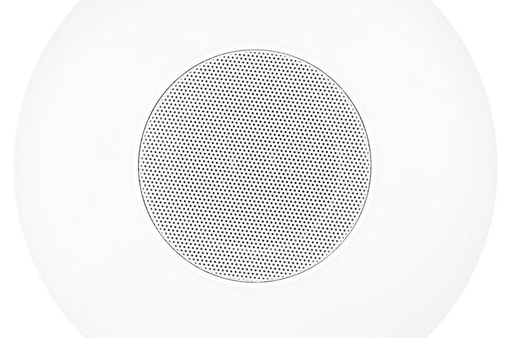 offertehitech-X6 LED Colorful Night Lamp Wireless Bluetooth Speaker -White