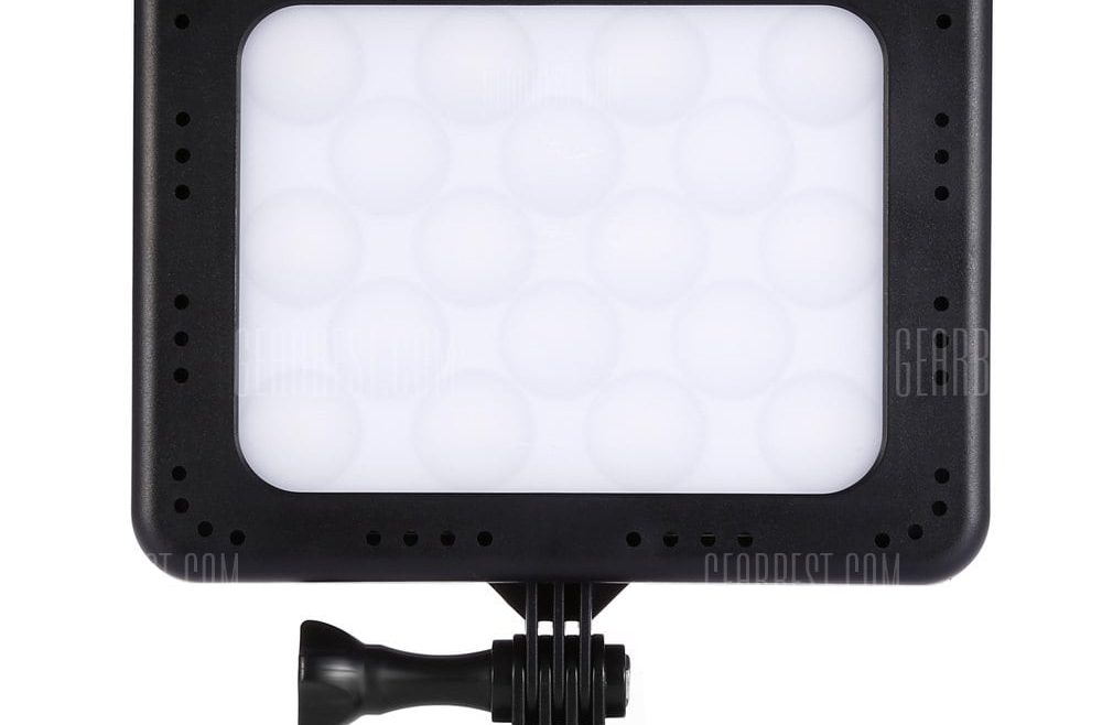 offertehitech-gearbest-ZIFON ZF - C18 Full-color RGB Video Photographic Light