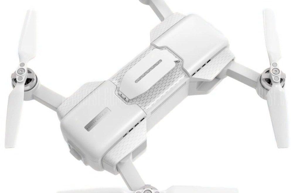 offertehitech-gearbest-Alto Grande Mark 4K WiFi FPV RC Drone Spina UE