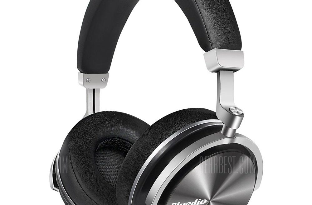 offertehitech-gearbest-Bluedio T4 Portabile Bluetooth Cuffie