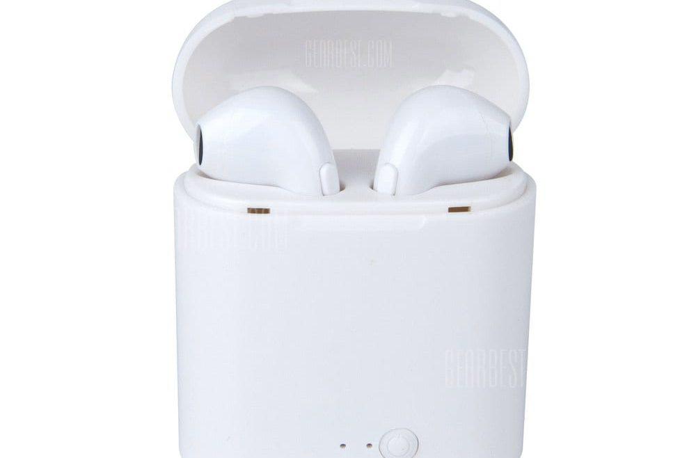 offertehitech-gearbest-i7s Mini TWS Auricolari Doppio Wireless Bluetooth Auricolari