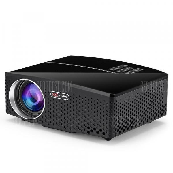offertehitech-gearbest-VIVIBRIGHT GP80 LED 1800 lumen HD Proiettore Portatile