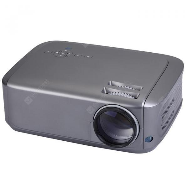 offertehitech-gearbest-Flowfon XS High Fidelity Theater Projector  Gearbest