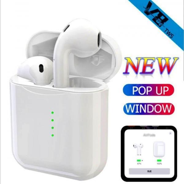 offertehitech-gearbest-V8 tws pop-up window Bluetooth touch headset real power with charging bin i10 upgrade version  Gearbest