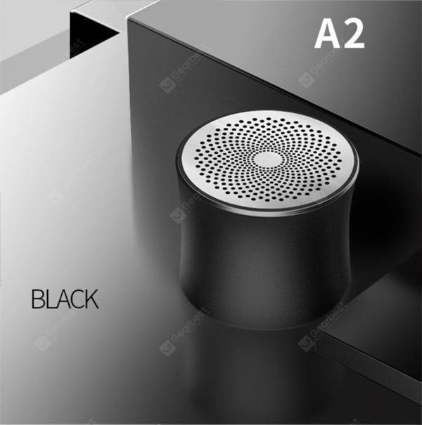 offertehitech-gearbest-ZY-A2 outdoor smart waterproof subwoofer small bluetooth4.2 speaker support TWS interconnection  Gearbest