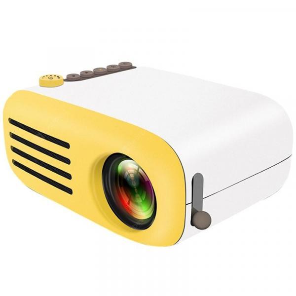 offertehitech-gearbest-AAO YG - 200 Mini Portable  LCD Video Projector Support HDMI / SD / USB Port  Gearbest