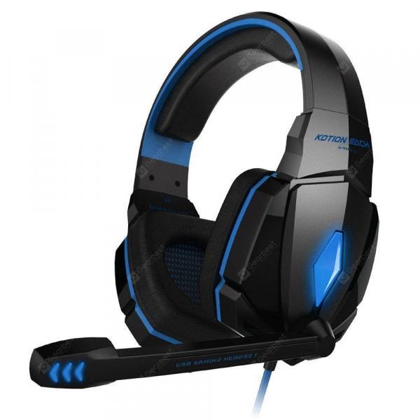offertehitech-gearbest-EACH G4000 USB Gaming Headphones  Gearbest