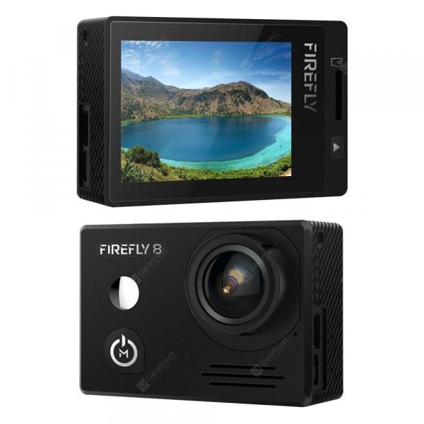 offertehitech-gearbest-Firefly Steady Shot Sports Camera 4K / NT96660  Gearbest