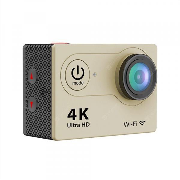 offertehitech-gearbest-H9 Ultra HD 4K WiFi 2.0 Inch Sport Camera Video Camcorder Waterproof  Gearbest
