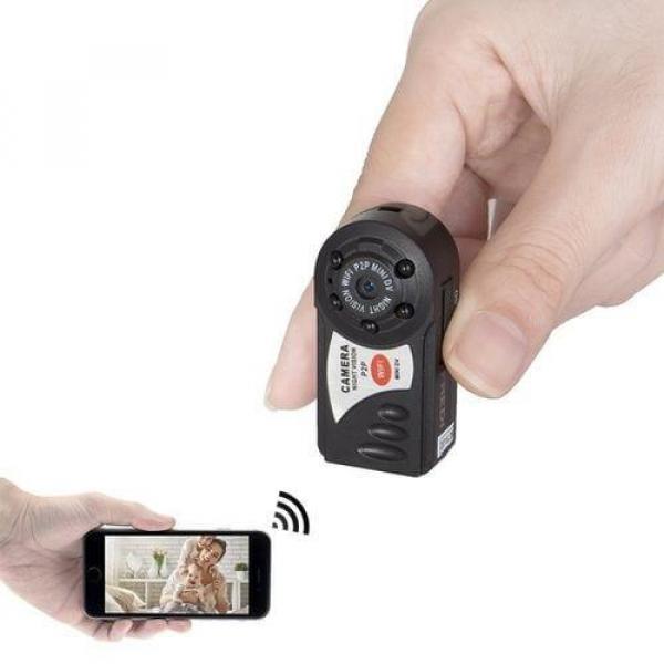 offertehitech-gearbest-Mini Portable WiFi IP Camera Indoor / Outdoor HD DV Hidden Video Recorder  Gearbest