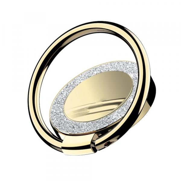 offertehitech-gearbest-Round Glitter 360 Degree Phone Stand Holders Metal Finger Ring Stand  Gearbest