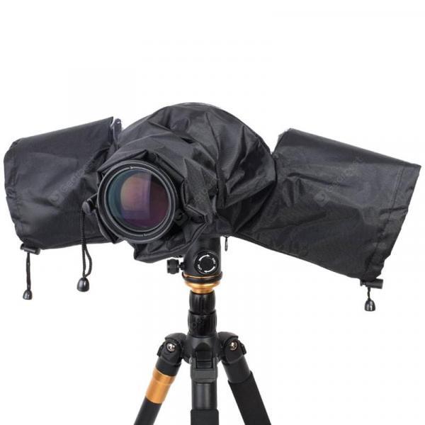 offertehitech-gearbest-SLR Camera Rain Cover for Sony Combine Canon  Gearbest