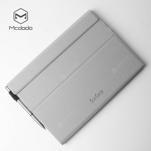 offertehitech-gearbest-Surface Pro 5 Tablet Protector Flat Protective Case Keyboard Bracket Pro4 Set  Gearbest