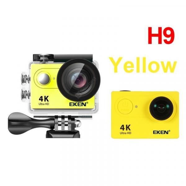 offertehitech-gearbest-EKEN H9R H9 Ultra HD 4K 25fps Action Camera Underwater Waterproof Video Recording Cameras Sport Cam  Gearbest
