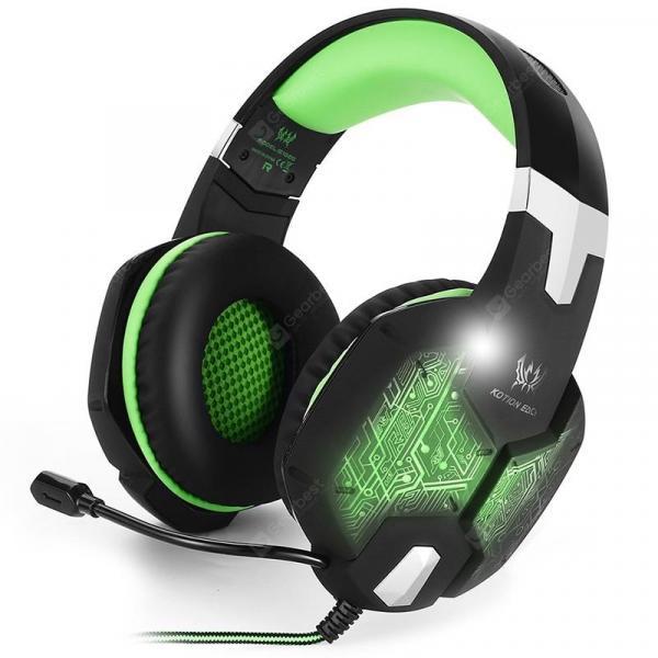 offertehitech-gearbest-KOTION EACH G1000 Stereo Gaming Headset LED Headphone  Gearbest