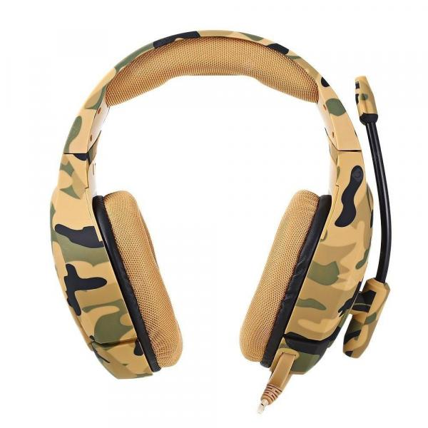 offertehitech-gearbest-ONIKUMA K1 Stereo Gaming Headset Camouflage Bass Over-ear Headphones  Gearbest