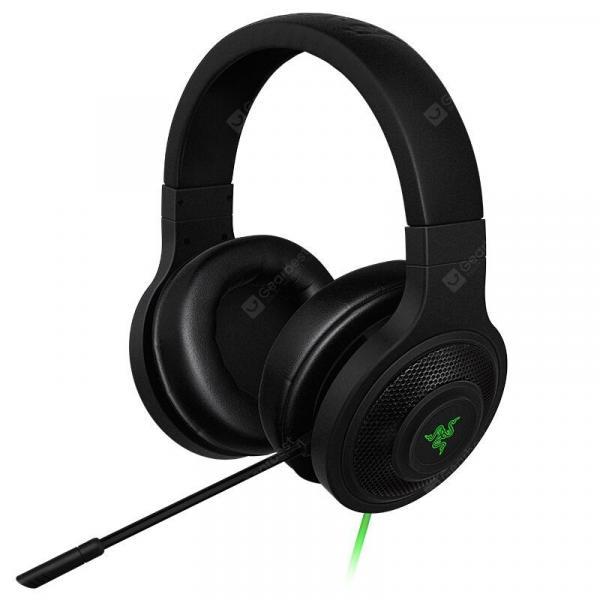 offertehitech-gearbest-Razer Kraken Surround Sound Over-ear Headphone USB Gaming Headset  Gearbest