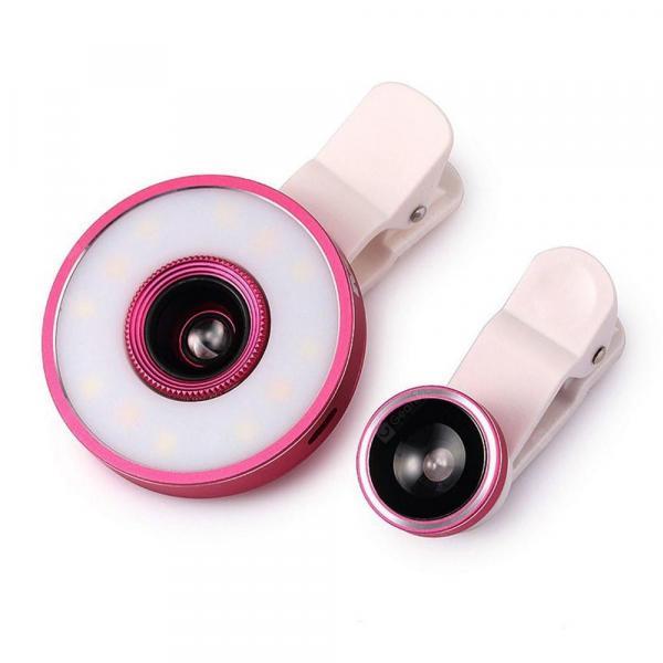 offertehitech-gearbest-Six-in-one Fill Light Lens for Smart Phones  Gearbest