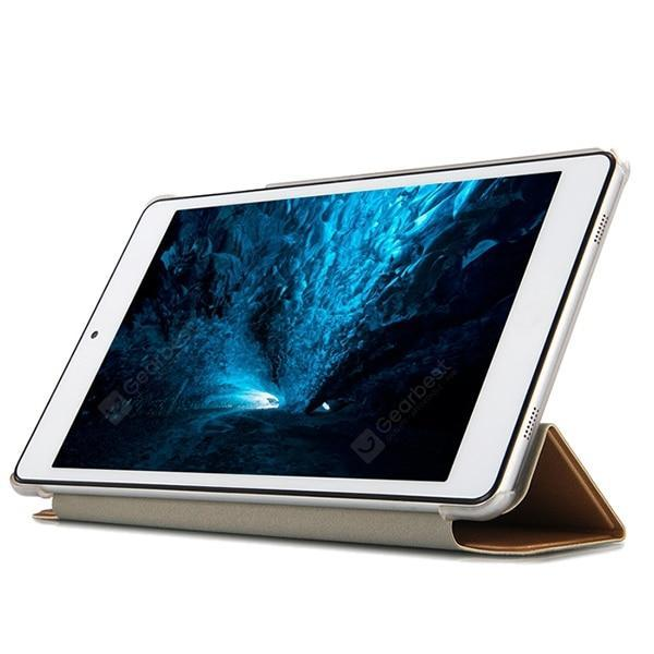 offertehitech-gearbest-Tablet Case for Taclast P80 Pro Transparent PU Back Case  Gearbest