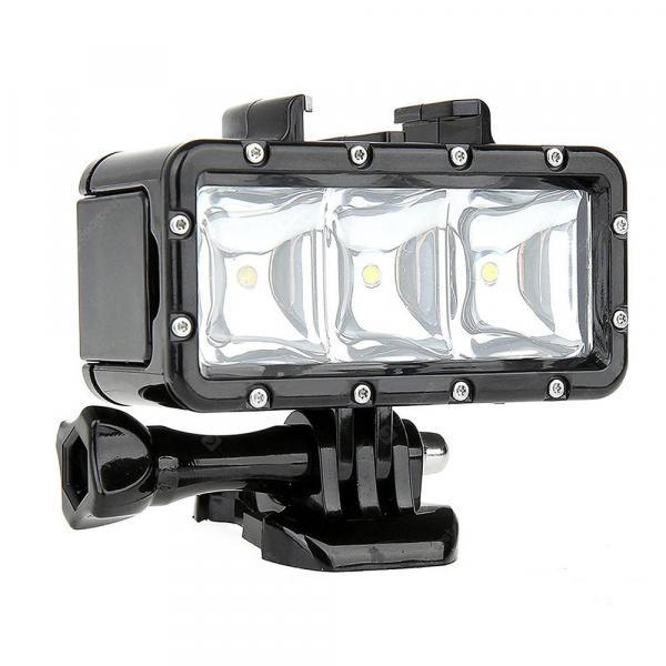 offertehitech-gearbest-Video Diving Light - 30M Waterproof 3 LED Diving Lamp Video Light  Gearbest