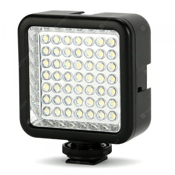 offertehitech-gearbest-Dimmable DSLR Camera Camcorder Led Panel Video Light For Canon Nikon  Gearbest