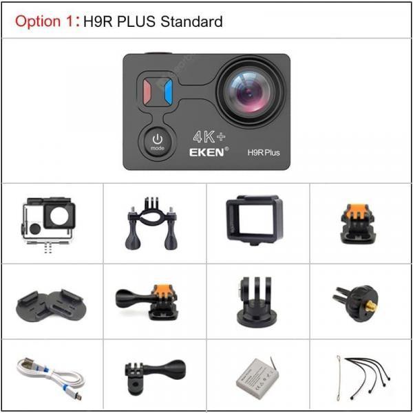offertehitech-gearbest-EKEN H9R Plus Action Camera Ultra HD 4K A12 waterproof wifi sport Cam  Gearbest