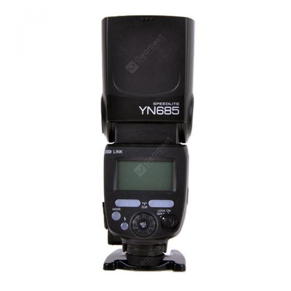 offertehitech-gearbest-YONGNUO YN685 Speedlight TTL Universal Flash for Canon DSLR Camera  Gearbest
