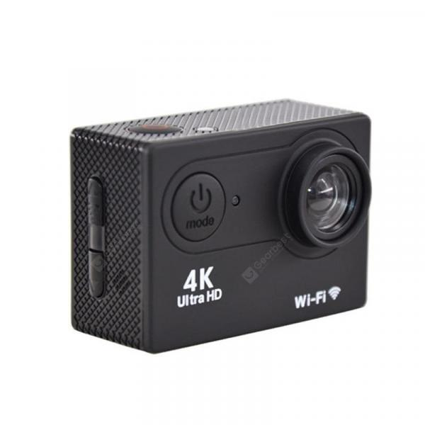 offertehitech-gearbest-4K Outdoor Sports Camera Tubele H9 Sports DV WIFI Waterproof Camera