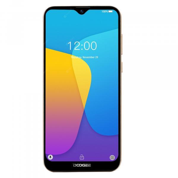 offertehitech-gearbest-DOOGEE X90 Cellphone 6.1inch 19. 9 Waterdrop LTPS Screen Smartphone Quad Core 16GB ROM