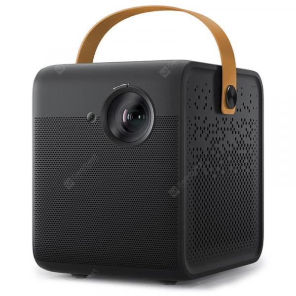 offertehitech-gearbest-Fengmi M055FCN Black Projectors