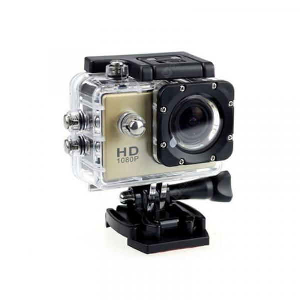offertehitech-gearbest-HD Waterproof Sports Camera A7 2 Inch Screen Outdoor HD Waterproof Sports Camera