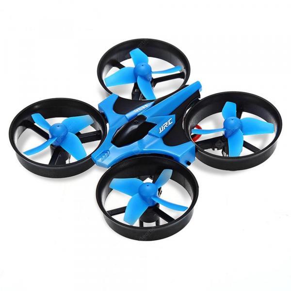 offertehitech-gearbest-JJRC H36 Blue Standard Version RC Quadcopters